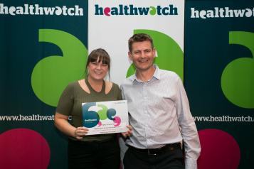 Healthwatch Staff