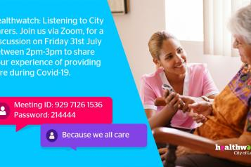 Listening to City Carers